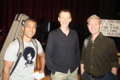 Brian, Martin, Joel