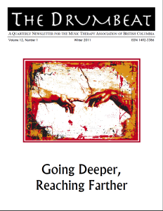 Drumbeat Winter 2011 Cover